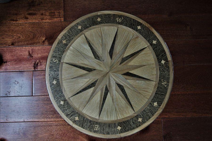 053 beautiful design in hardwood