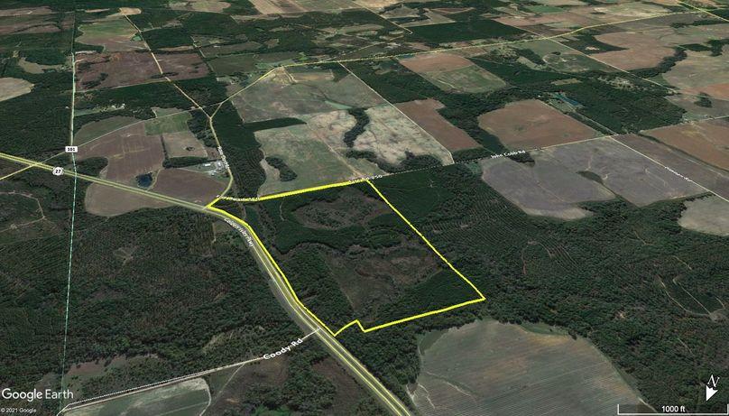 Pulaski 144.44 terrain