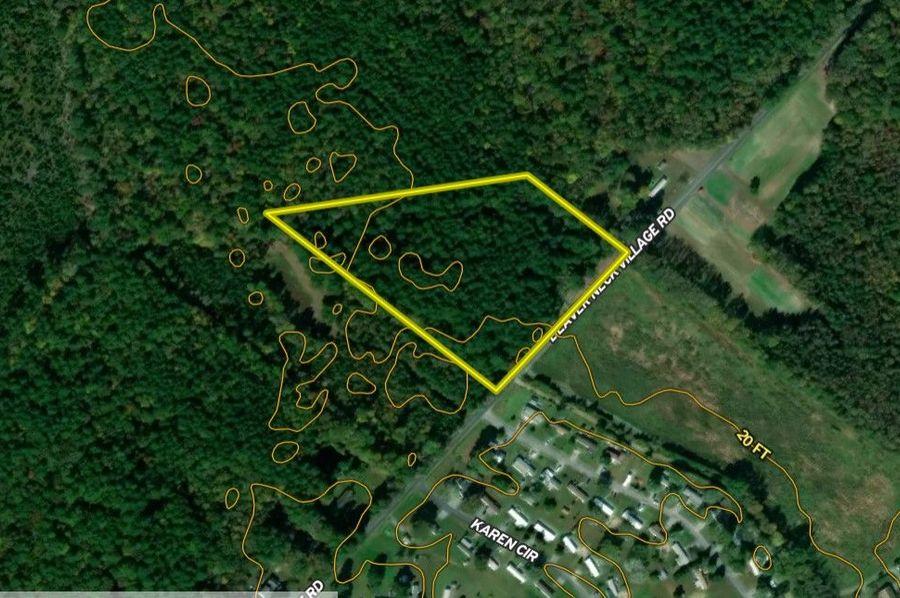 7.0ac dorchester contour map