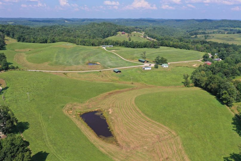 015 aerial drone shot viewed from the south boundary