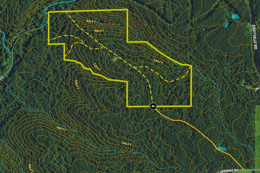 Aerial 2 contour pope 72