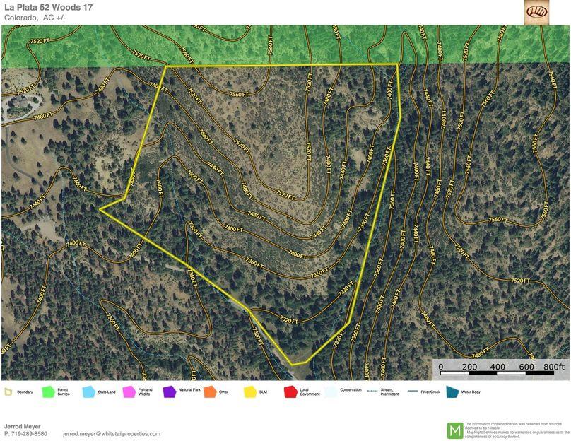 La plata 52 woods 17 topo copy