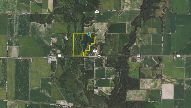 Cross county 125 map 2