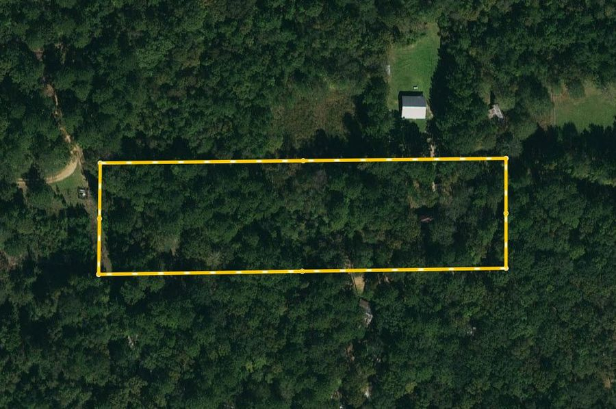 Aerial map on 3 ac. franklin co. ( bunkley rd.)