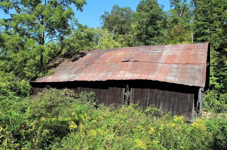 018 the barn near the road