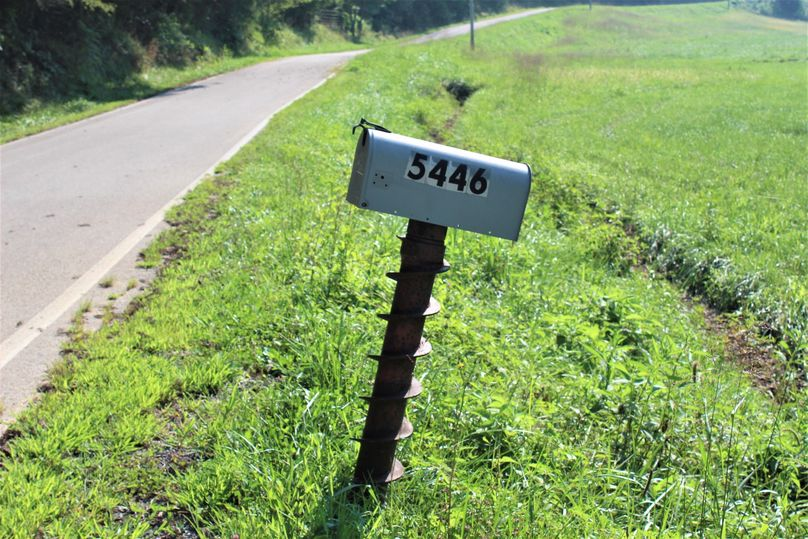 011 the mailbox along the county road